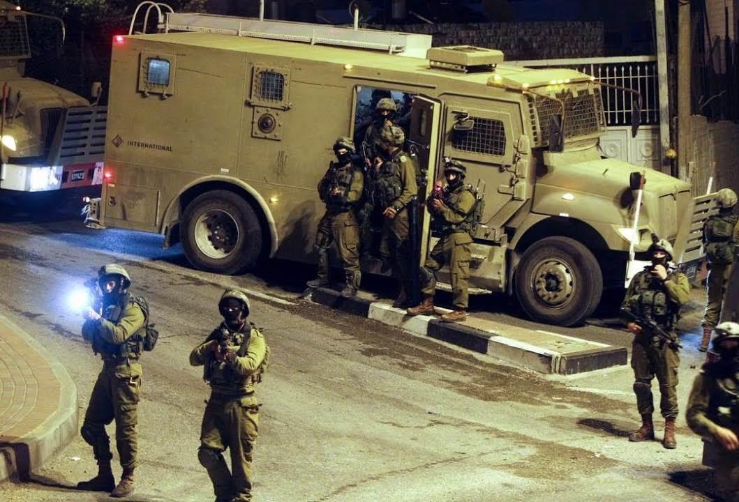 الاحتلال اقتحم عدداً من مدن الضفة