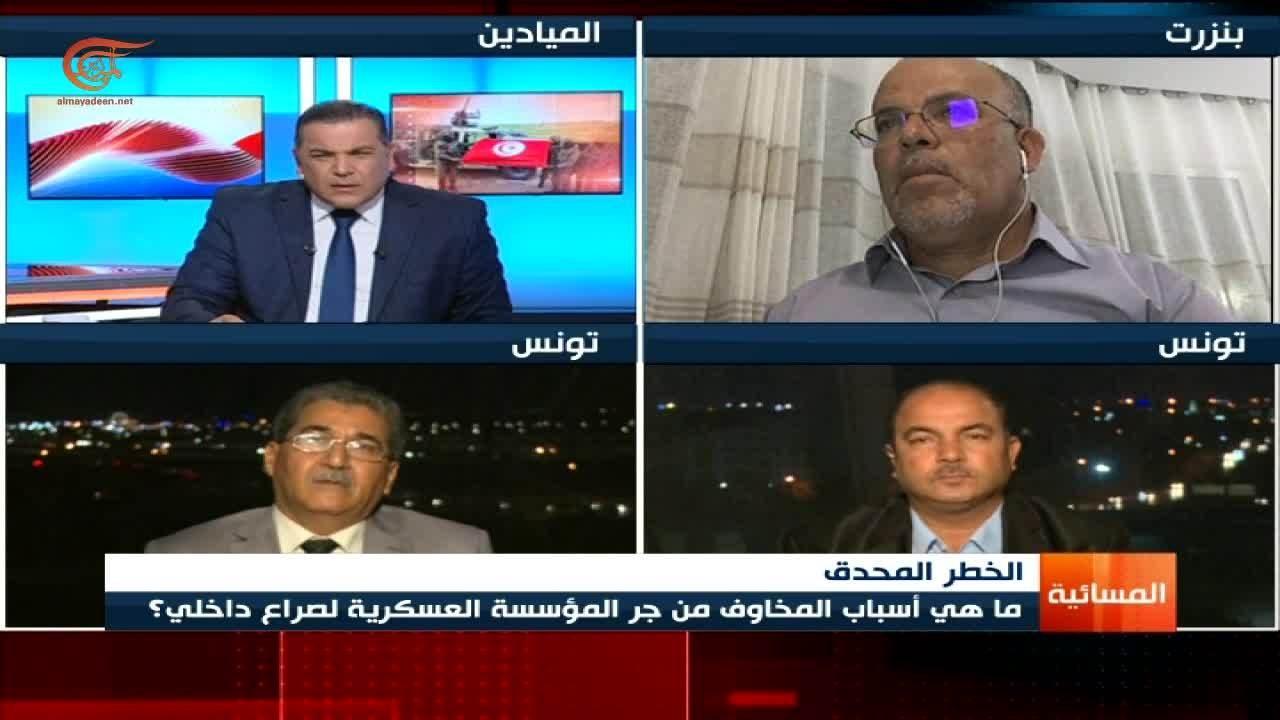 سمير ديلو للميادين: سأدافع في مجلس شورى النهضة بعد غد عن الاستقرار الحكومي