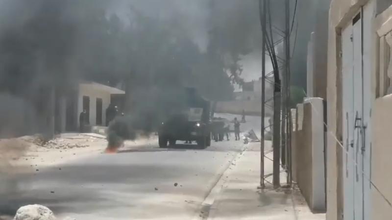 وفاة شاب في أحداث مدينة رمادة في ولاية تطاوين التونسية