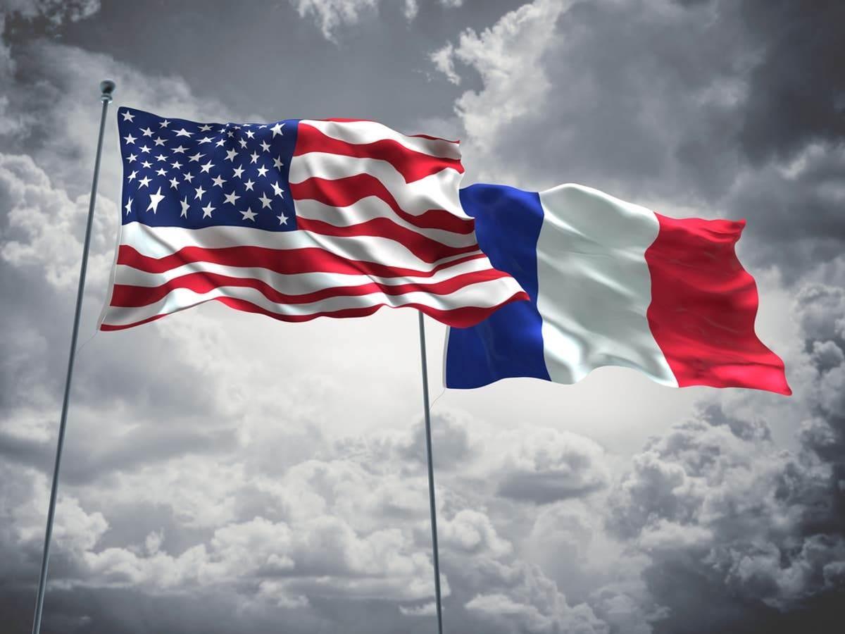 رسوم جمركية عقابية أميركية على فرنسا
