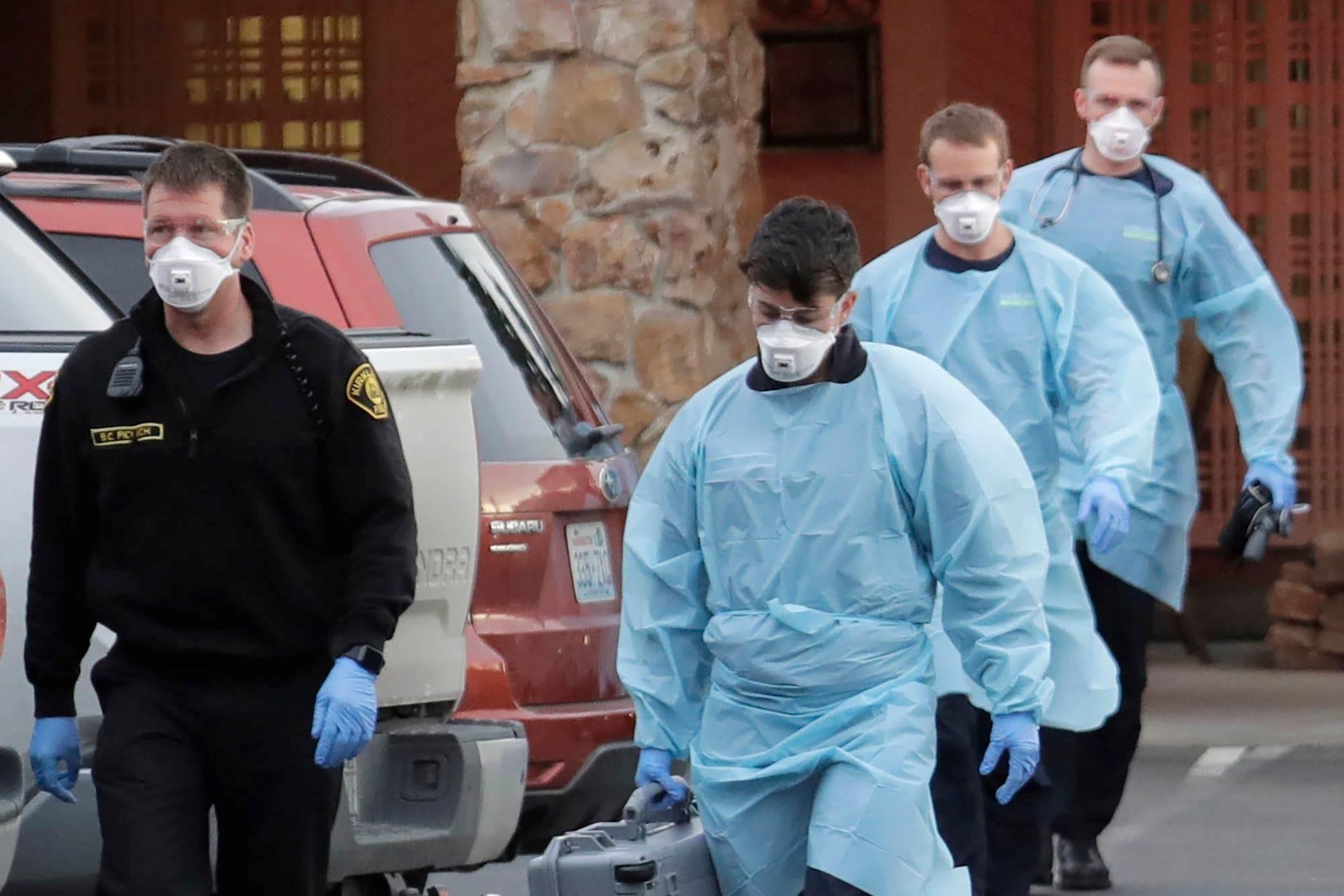 تتصدر الولايات المتحدة قائمة أكثر الدول تضرراً جراء كورونا سواء لعدد الإصابات أو لعدد الوفيات