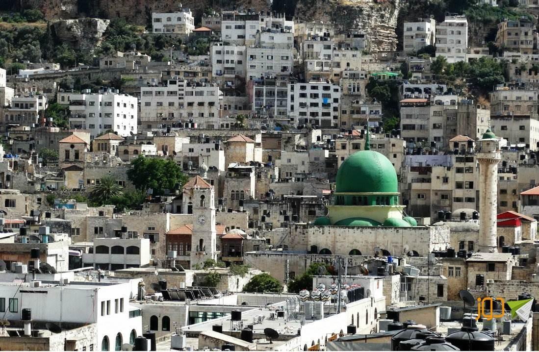المساجد في مدينة نابلس