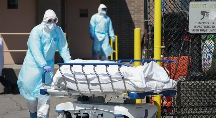 توفي أكثر من 573 ألف شخص في العالم بسبب فيروس كورونا منذ ظهوره في الصين