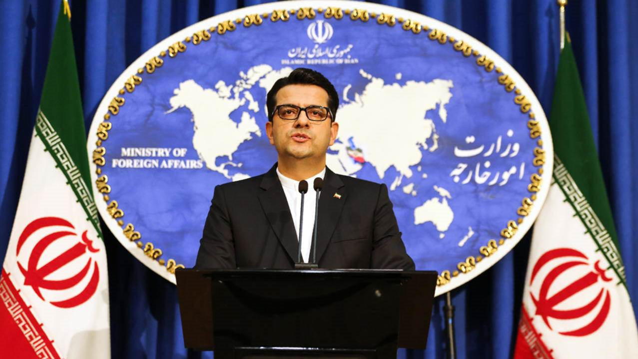 موسوي: إيران لن تتجاهل بسهولة أي تقرير أينما ينشر يتعلق بمجمع نطنز