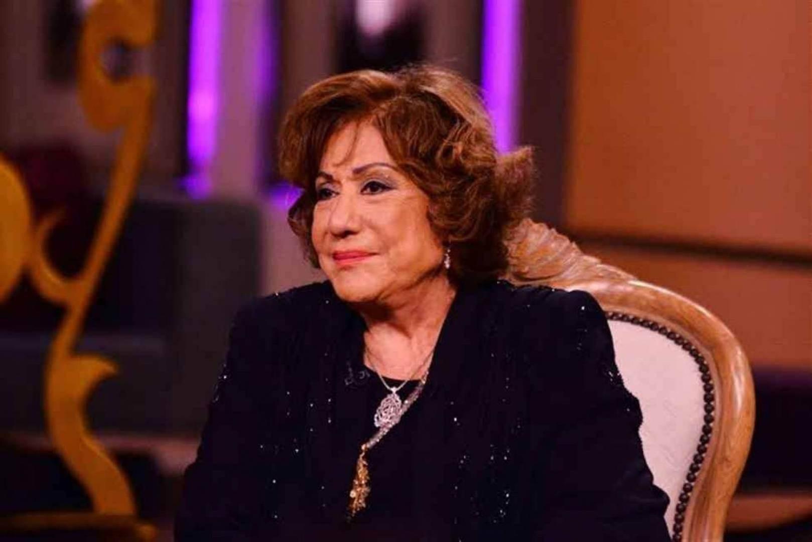 سيدة المسرح العربي سميحة أيوب