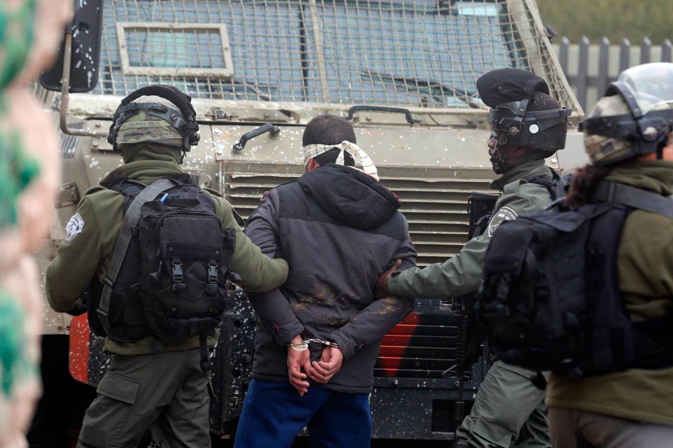 مؤسسات الأسرى: الاحتلال اعتقل 2330 فلسطيني/ة في النصف الأول من 2020