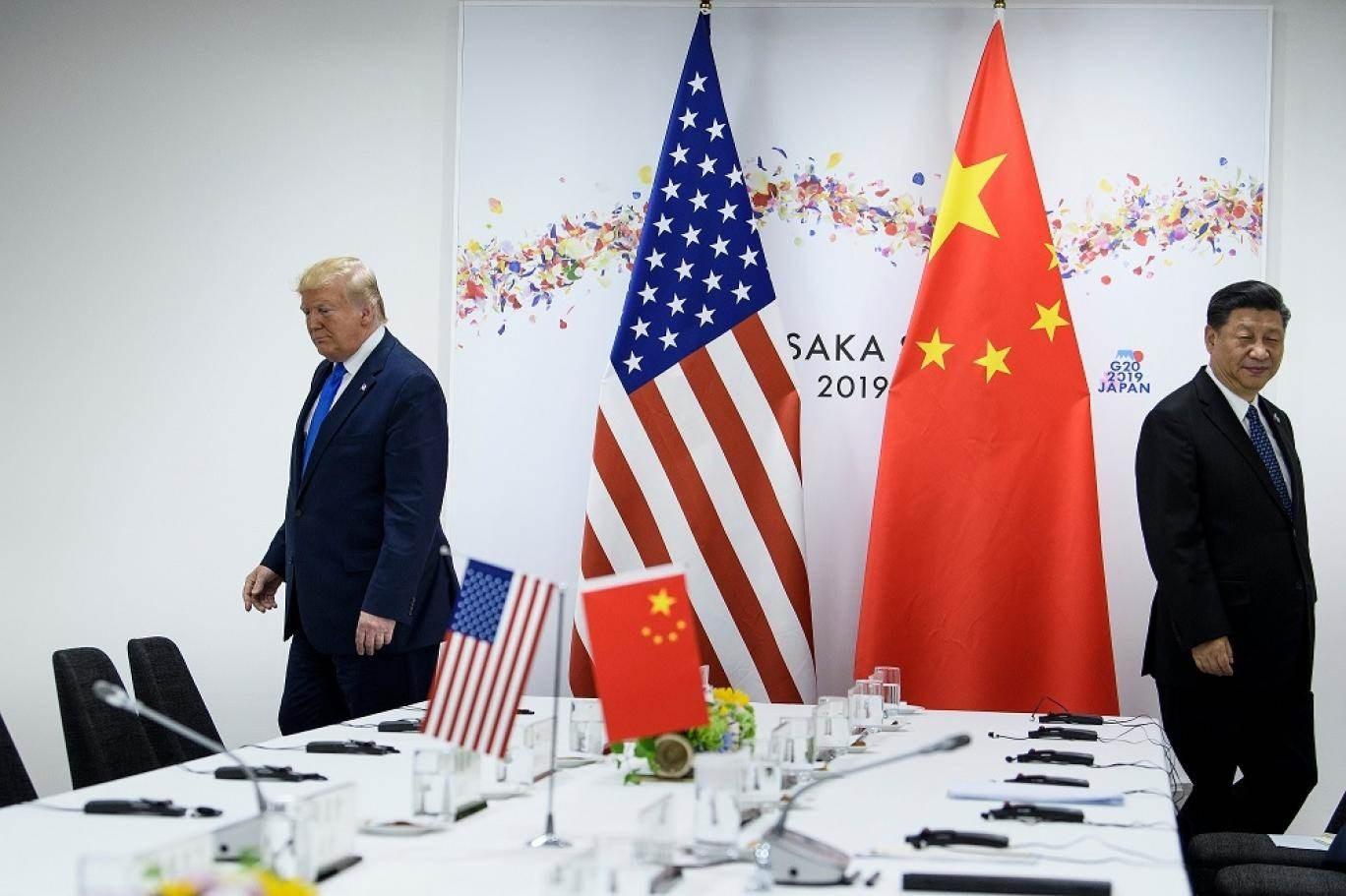 جاء الرد الصيني على العقوبات الأميركية رد قوي بنديته.. العقوبات على مسؤولين مقابل عقوبات على مسؤولين