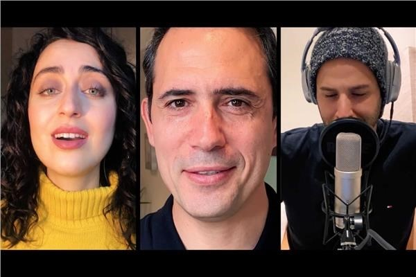 أوبريت كلمتي حرة: مشاركة عربية عالمية
