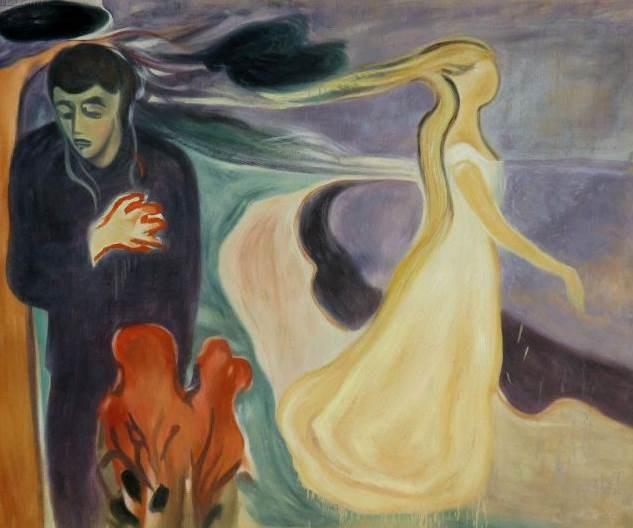 بسكويت وخبز (Edvard Munch)