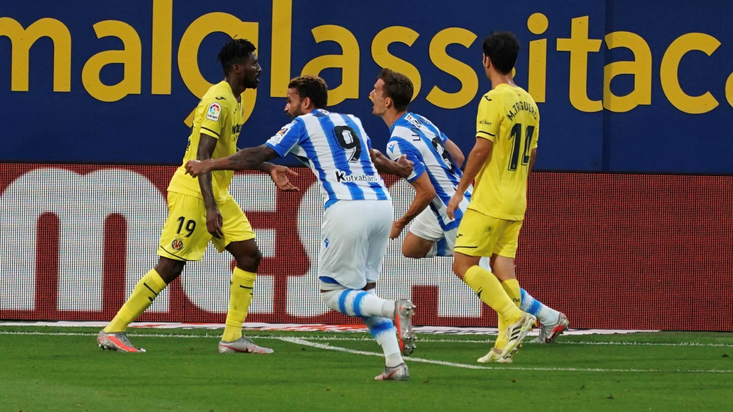 الدوري الإسباني: حلم فياريال يتبخر بعد الخسارة