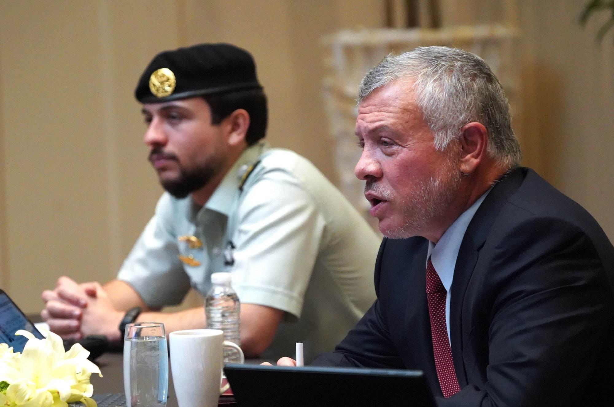 الأردن تجدد موقفها الثابت تجاه القضية الفلسطينية (وكالة بترا).