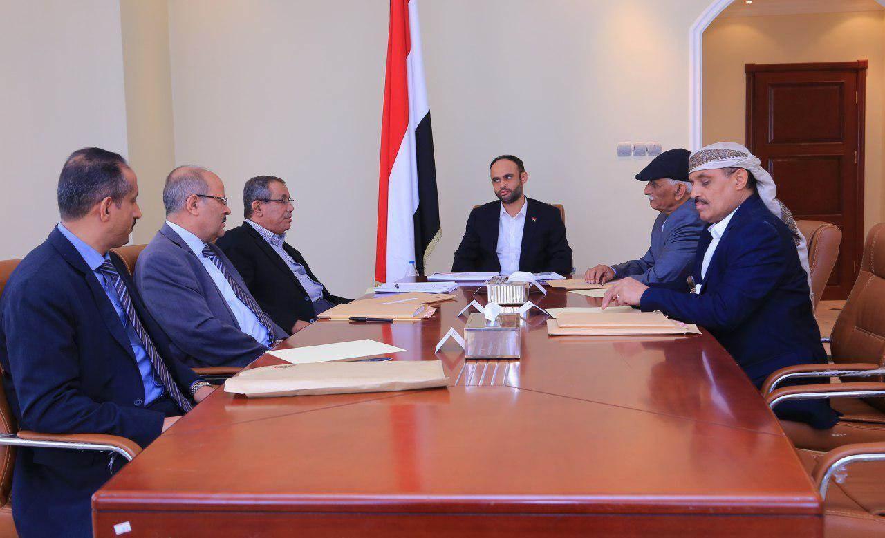 المجلس السياسي الأعلى في اليمن يمدد فترة رئيسه مهدي المَشّاط لعام كامل