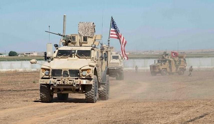 رتل عسكري أميركي في محافظة صلاح الدين
