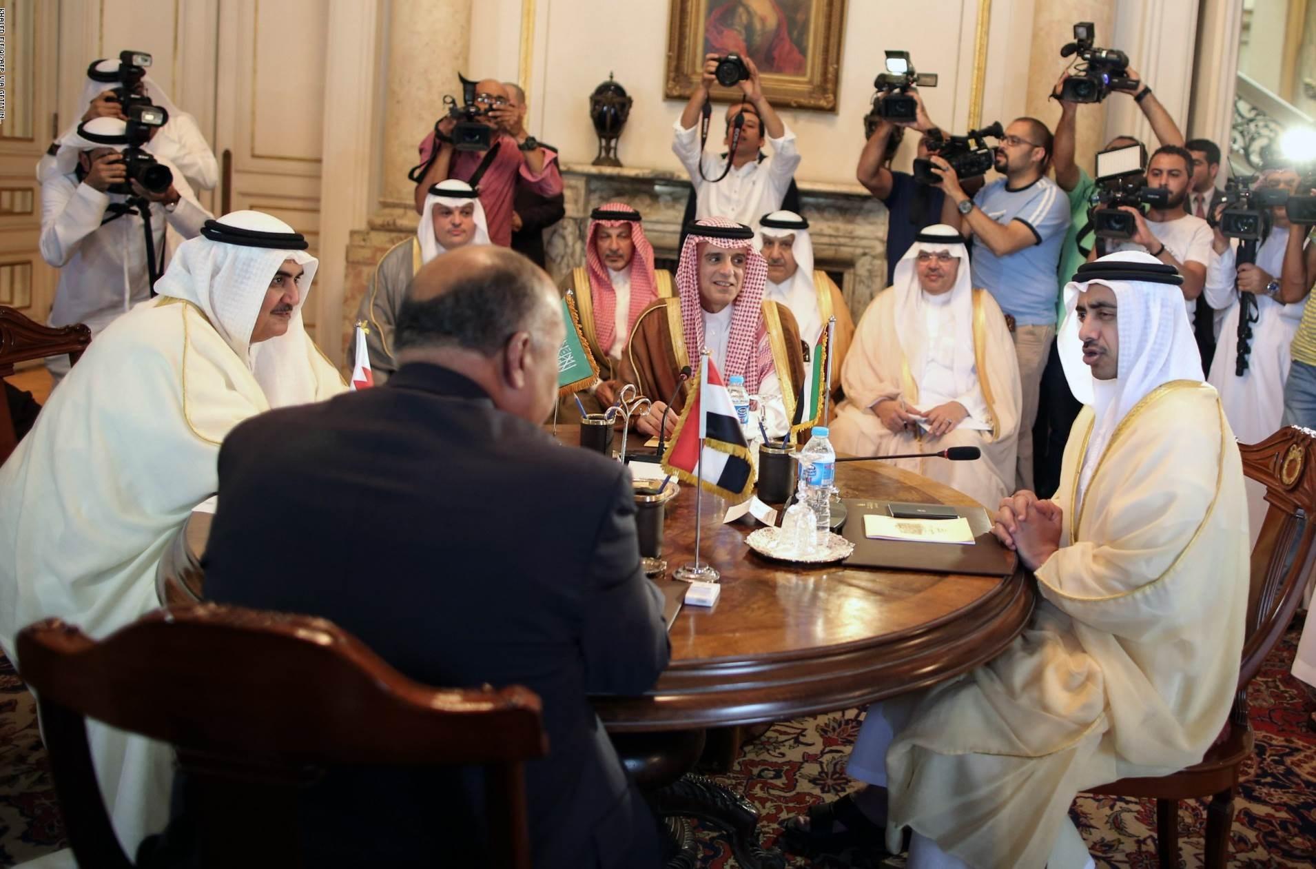 لا يبدو أنَّ قطر تولي الحوار مع الإمارات الاهتمام، فالصراع بينهما إقليمي في ذروته (أرشيف)