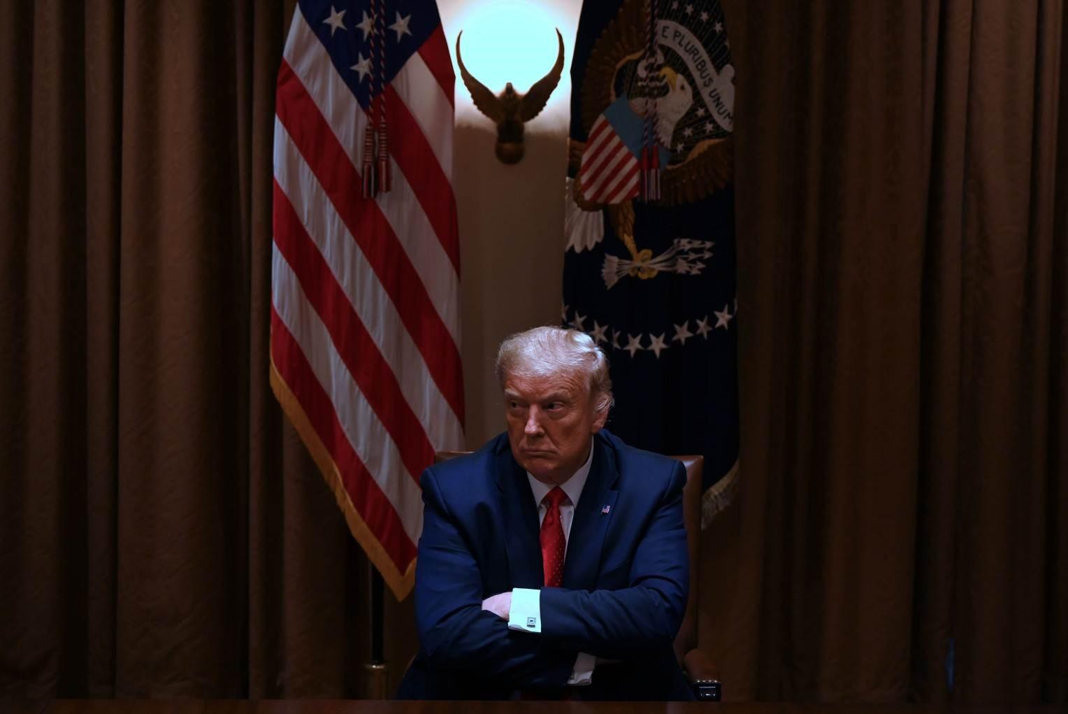 ترامب قوّض شراكات وتحالفات الولايات المتحدة التي بنتها خلال عقود.