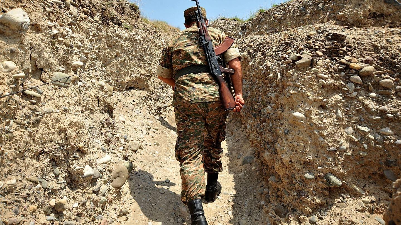 وزارة الدفاع الأرمنية أوضحت أن من ضمن المسيرات الأذربيجانية عشر مقاتلات وثلاثاً للاستطلاع