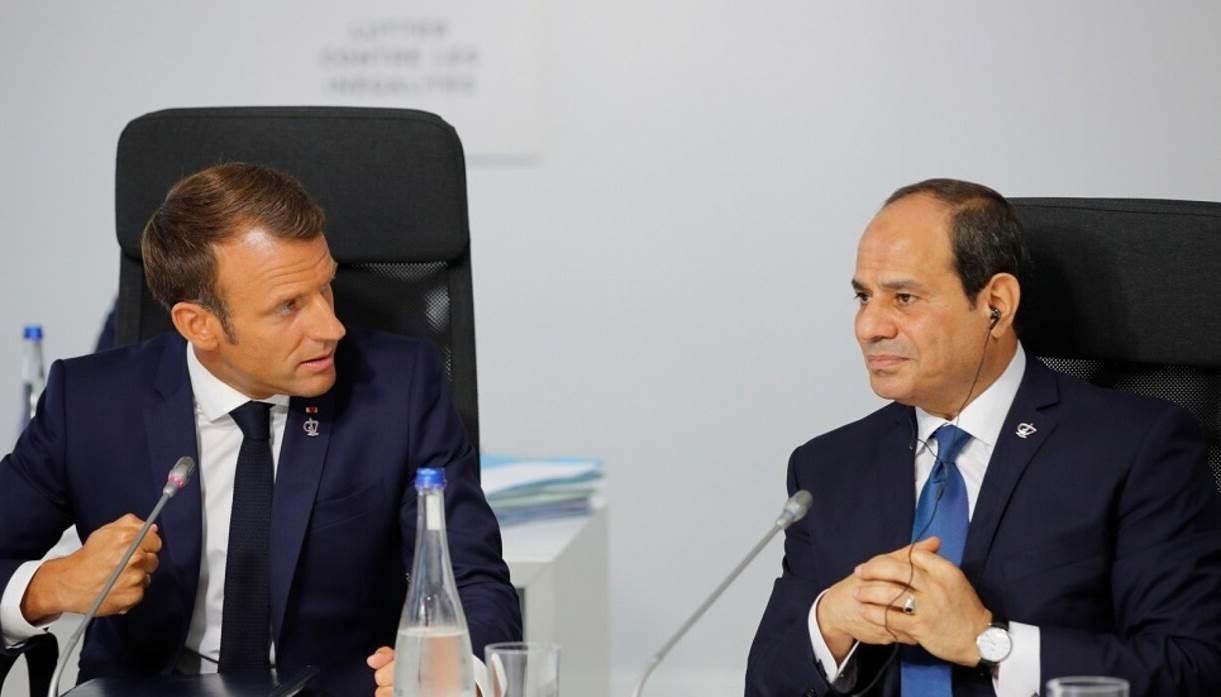 المتحدث: استعرض  السيسي الجهود المصرية المركزة لتسوية الأزمة الليبية علي نحو يُفعّل إرادة الشعب الليبي (أرشيف)