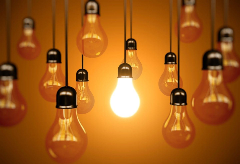 التجارب فشلت في التنصت على الحديث داخل الغرفة التي كان المصباح الكهربائي فيها موصولاً بمروحة في السقف أو متصلاً مباشرة به