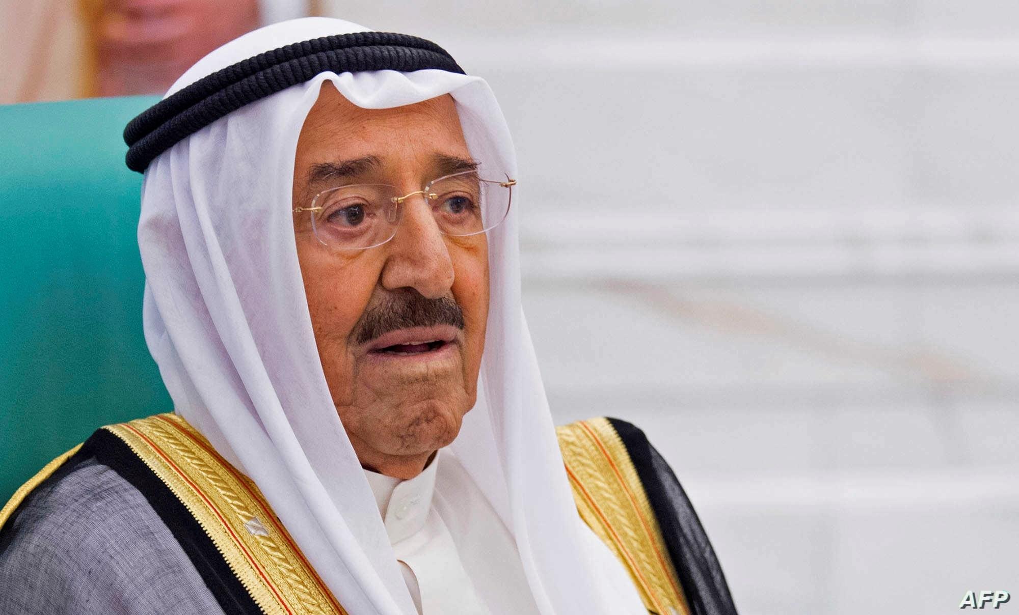 كونا: الشيخ صباح سيخضع لمجموعة من الفحوص الطبية