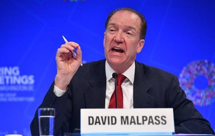 مالباس: بعض الدائنين الكبار لا يشاركون في مبادرة تجميد الديون بشكل كامل