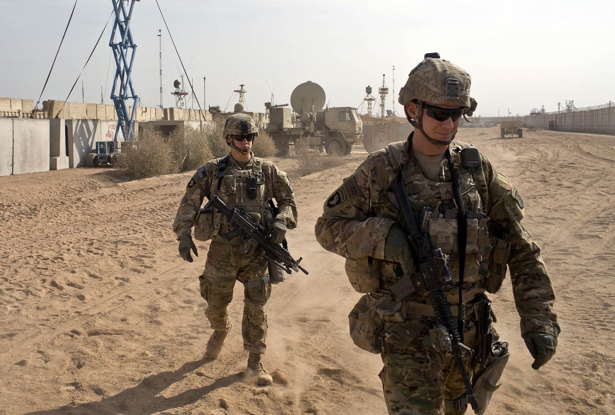 مكينزي: أميركا ستكون قادرة على الاحتفاظ بمنصة عسكرية في العراق والفضل يعود للكاظمي