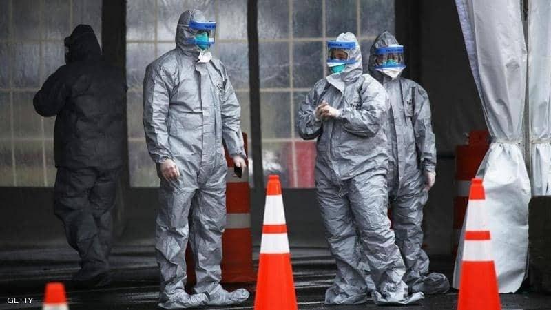 عدد الإصابات بكورونا في الولايات المتحدة يقارب الـ 4 مليون