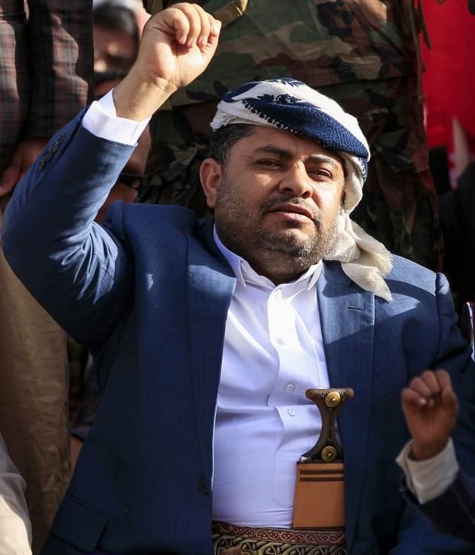 عضو المجلس السياسي الأعلى في اليمن محمد علي الحوثي (أ ف ب).