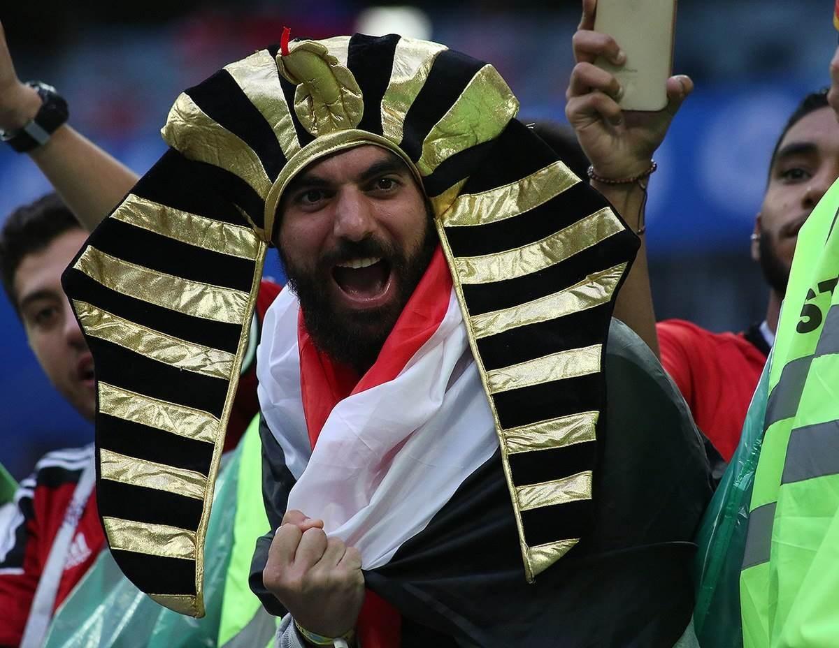 مشجع مصري (أرشيف)