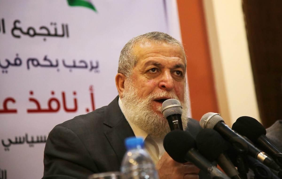 عزام: يجب أن نسعى لتعزيز وحدة الشعب على طريق مواجهة الاحتلال