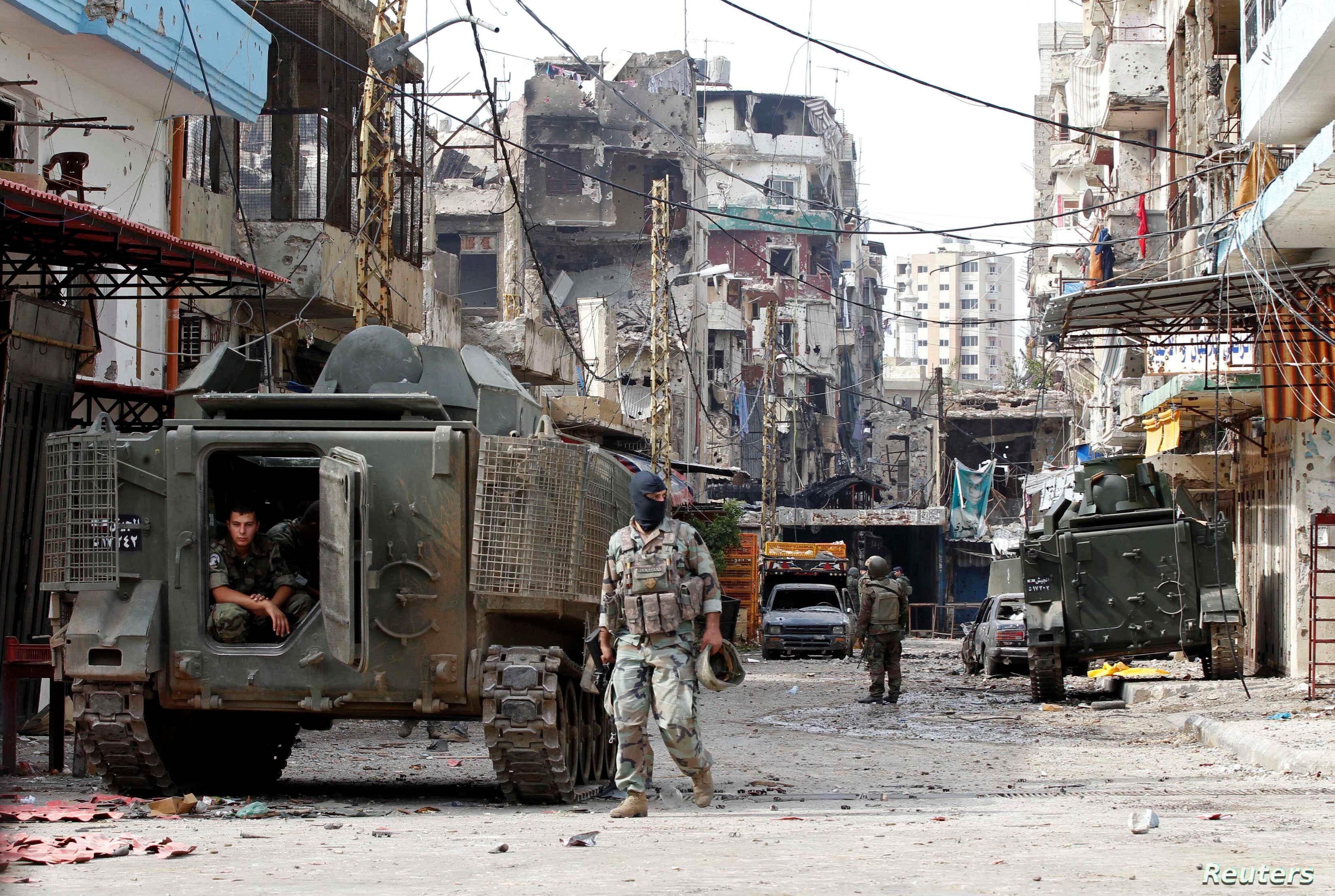 شارع سوريا الذي شهد الكثير من الأحداث في طرابلس