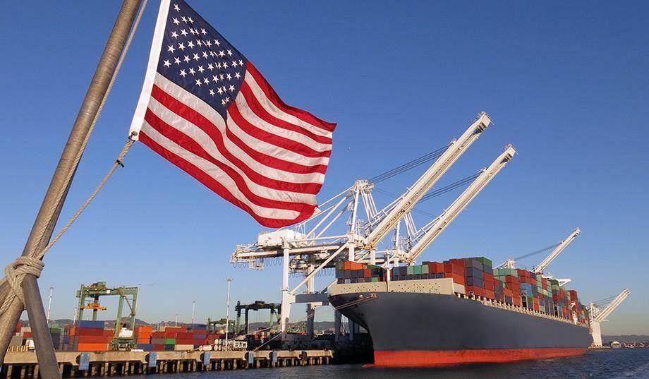 العجز التجاري الأميركي زاد 9.7 بالمئة إلى 54.6 مليار دولار