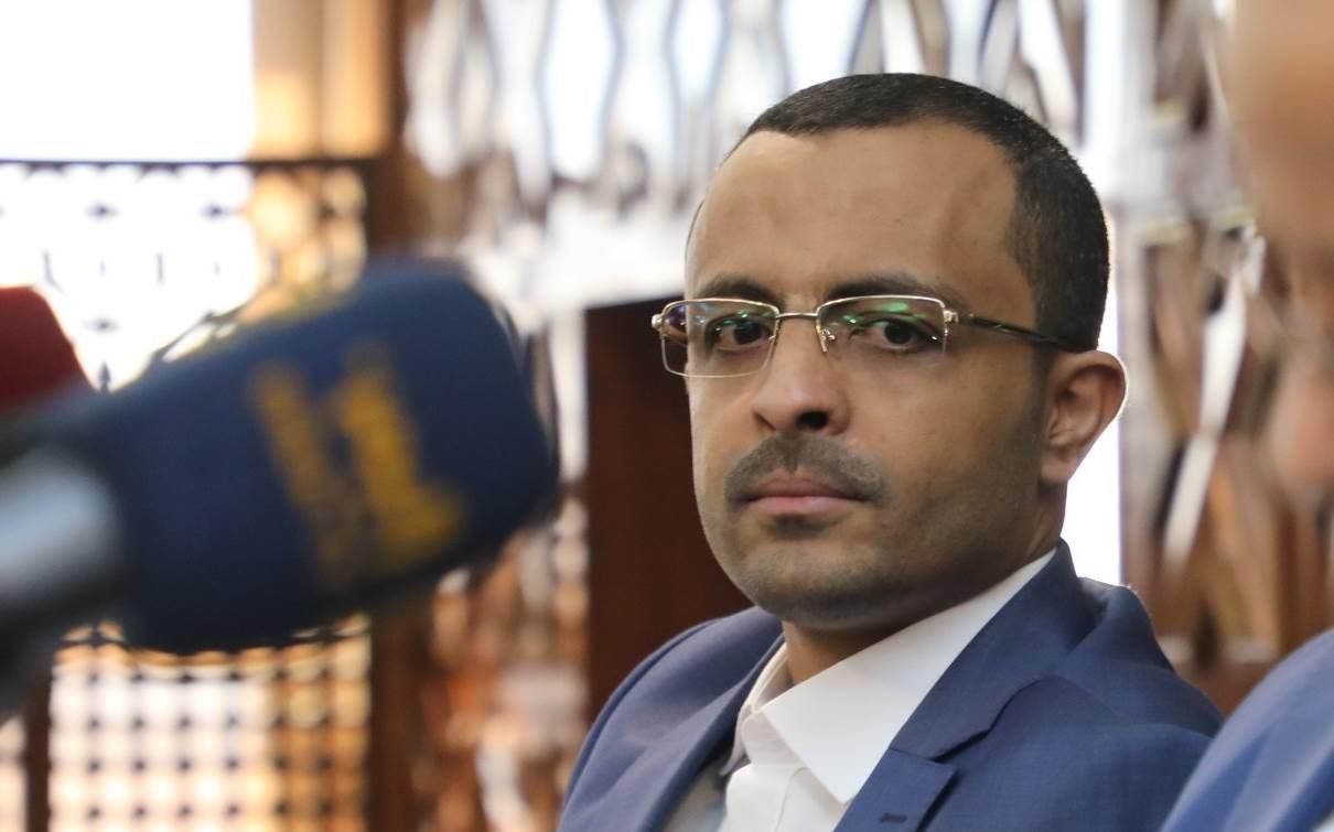 أحمد: غريفيث أعطى تبريراً وموافقة صريحة للحصار الذي يمارس على أبناء شعبنا اليمني