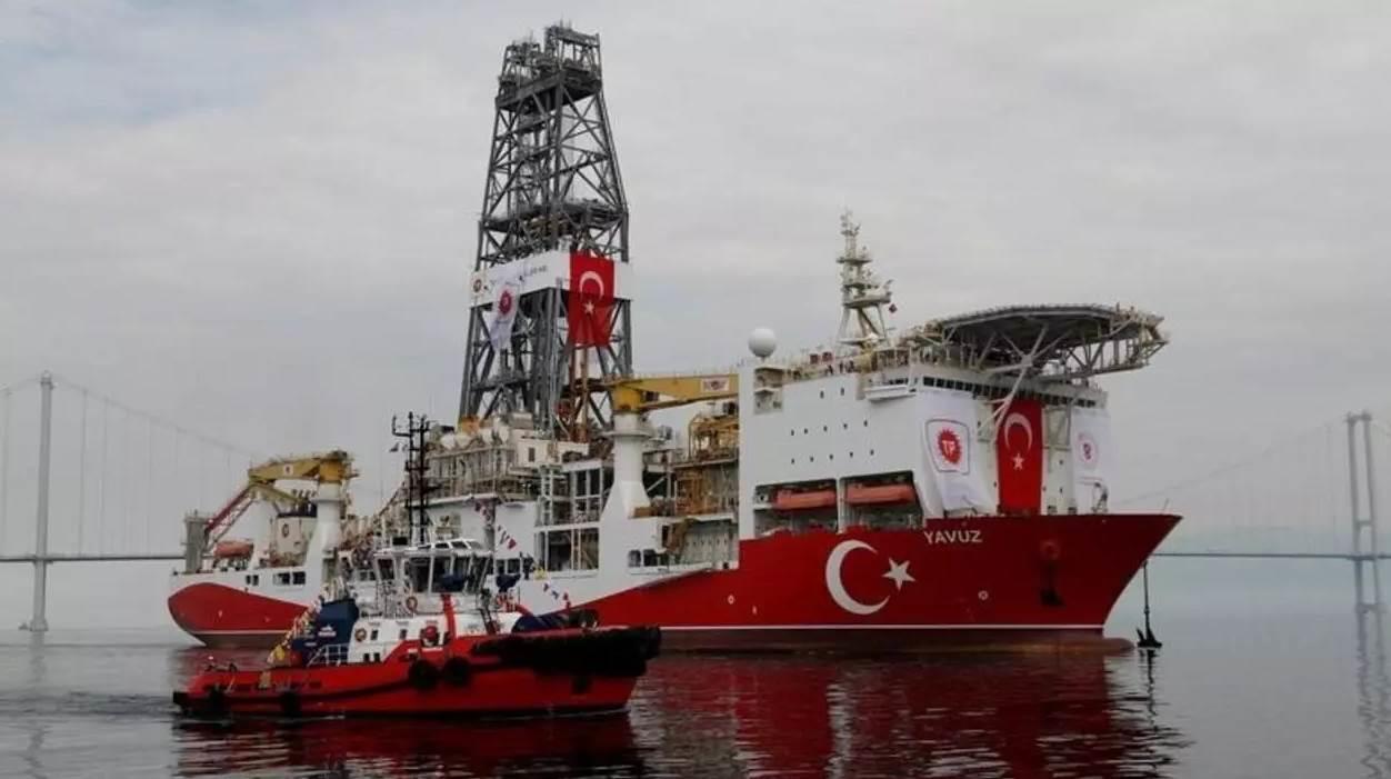 السفينة التركية