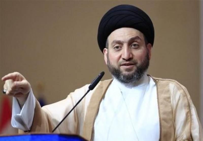 عمار الحيكم: العراق هو الدولة الوحيدة التي يمكن أن تنتهي فيها خلافات دول المنطقة وصراعاتها