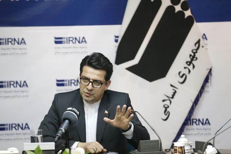 موسوي: إيران مستعدة للتعاون والحوار مع جميع دول المنطقة
