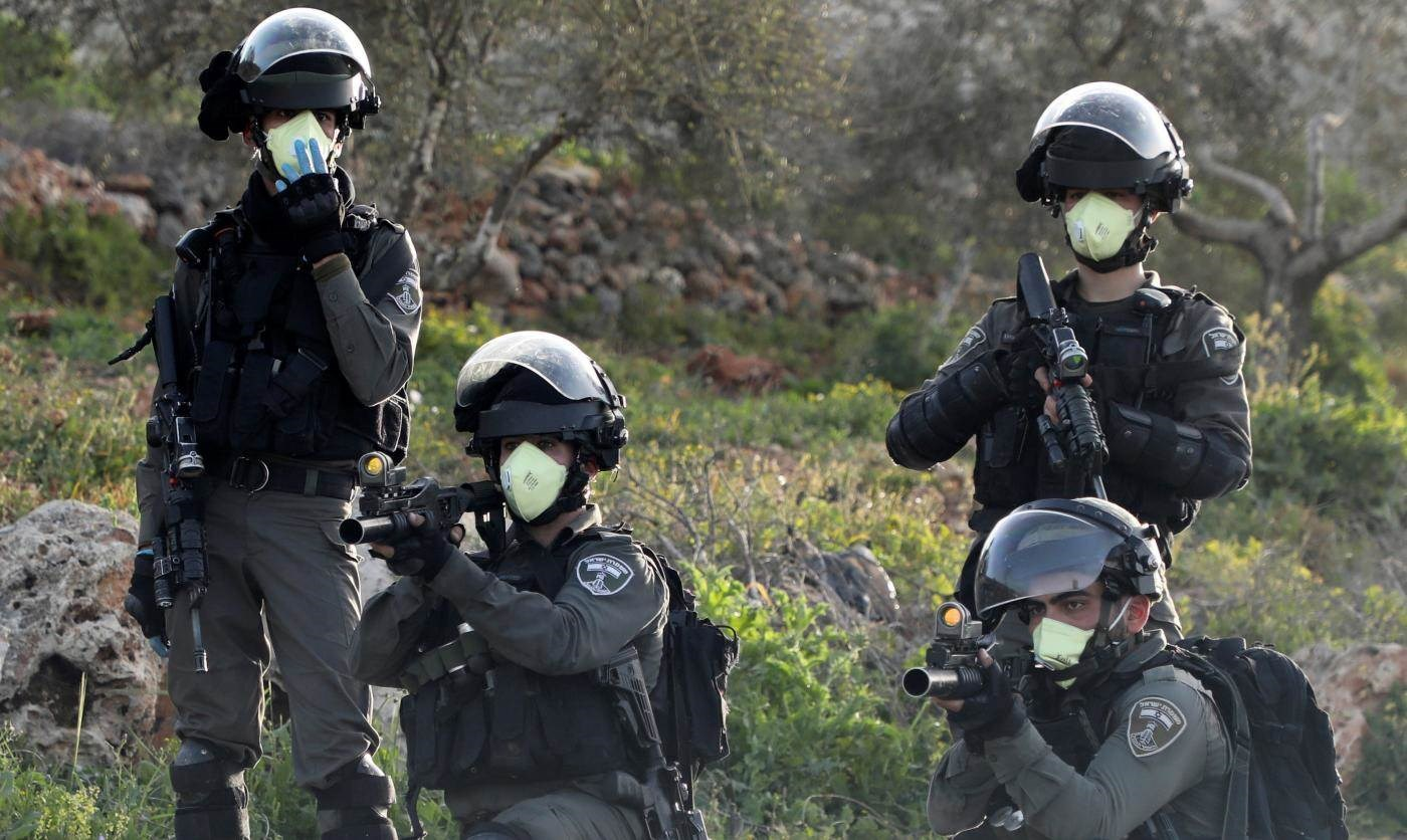 كورونا في الجيش الاسرائيلي: تشخيص 12 مصاب من لواء غولاني