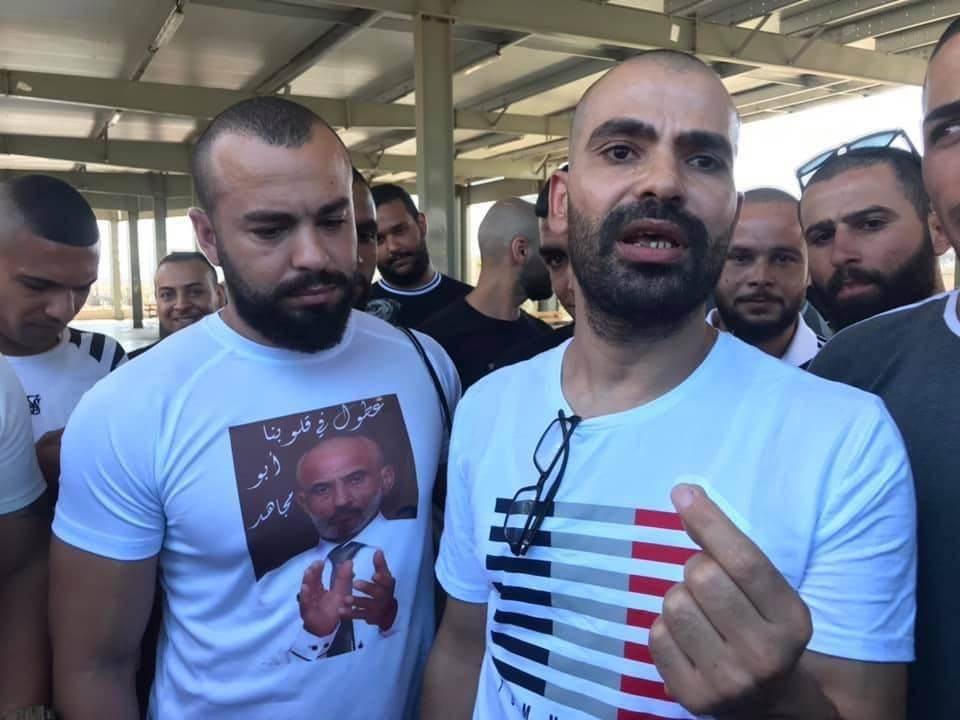 سلطات الاحتلال تقرج عن الأسير يوسف محمد عبد العزيز