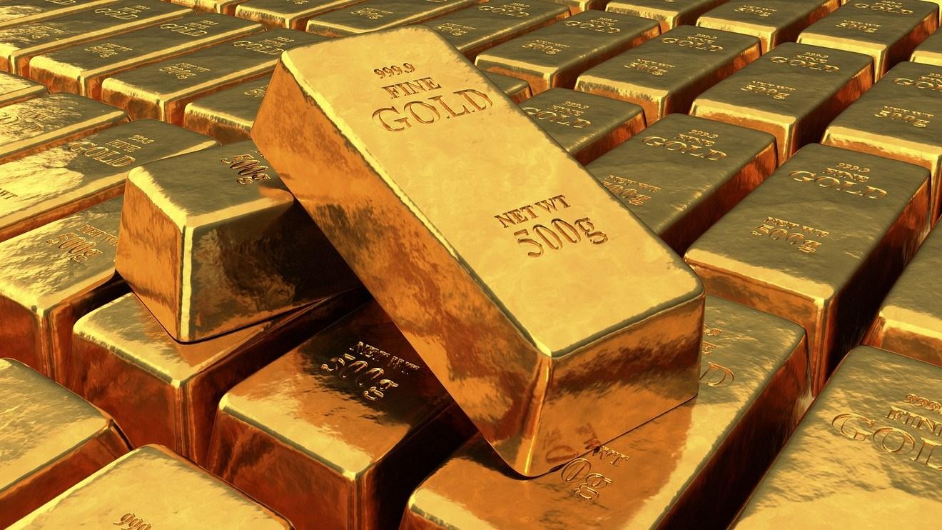 اسعار الذهب يرتفع الى اعلى مستوى في 9 اعوام