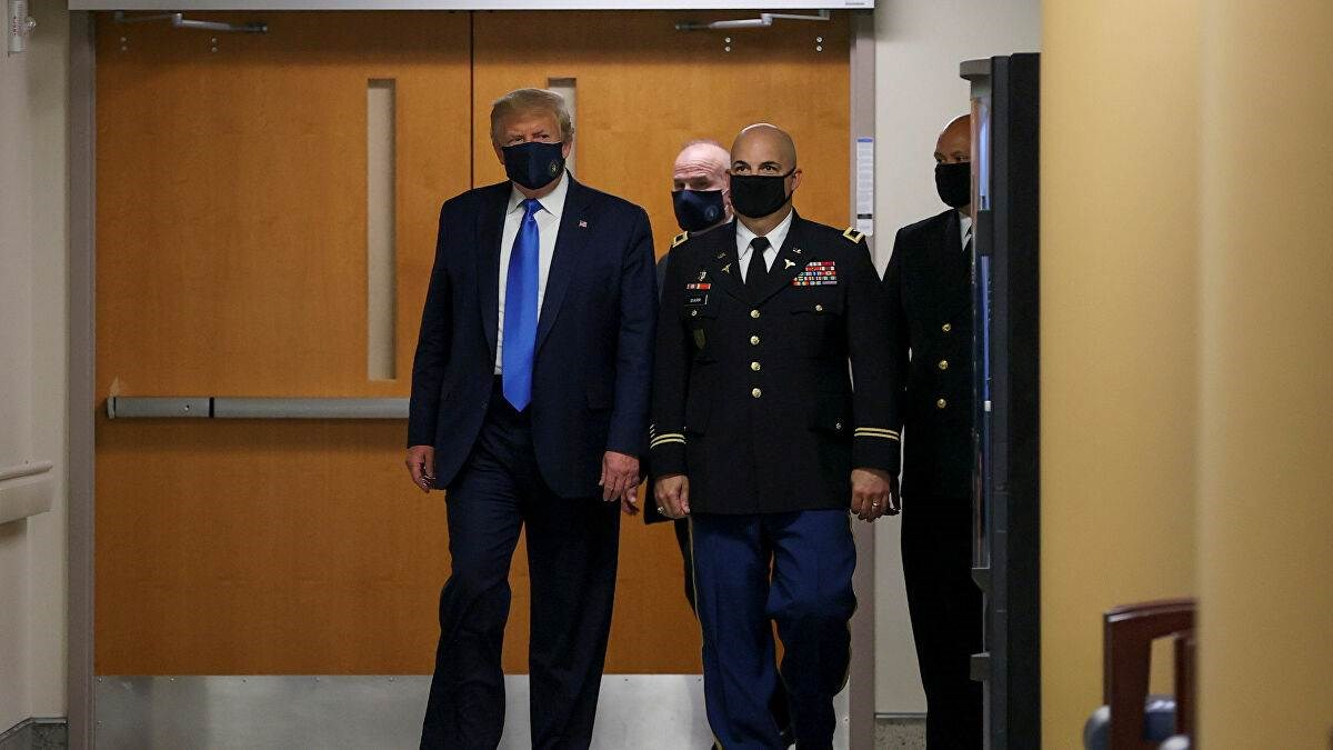 ترامب: من المؤسف ما حصل وكان على الصين أن توقف انتشار فيروس كورونا