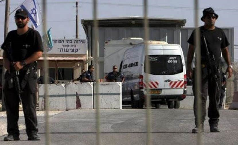 557 قرار اعتقال إداري إسرائيلي خلال النصف الأول من العام الجاري