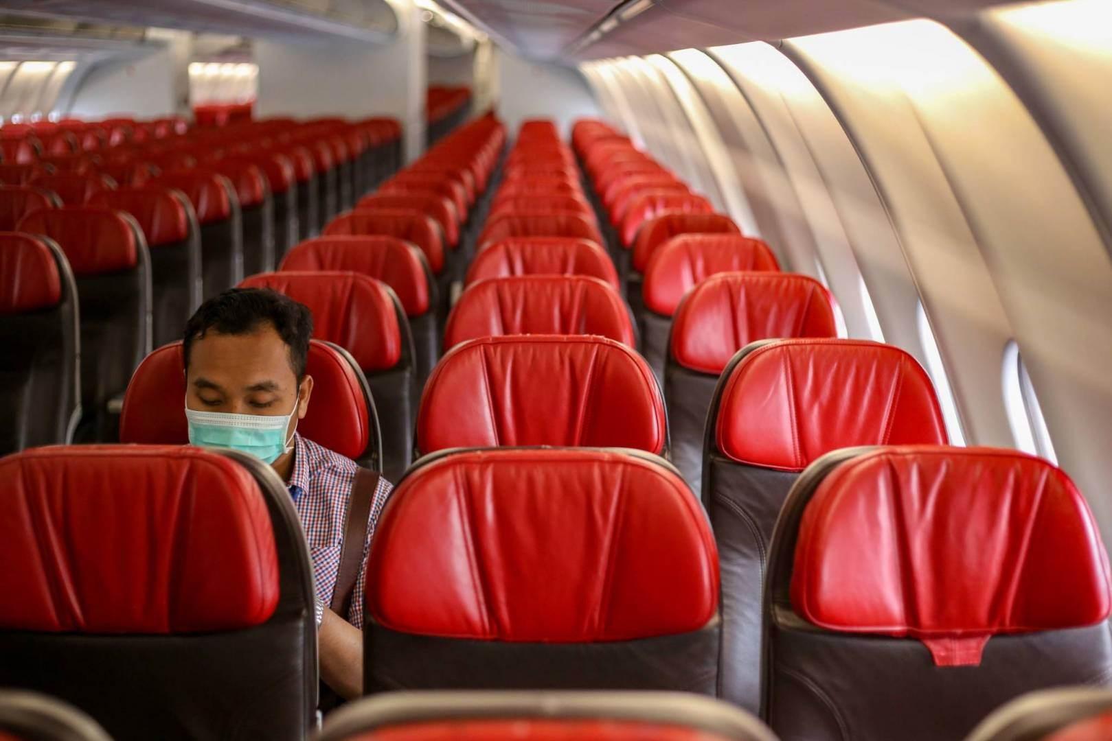 النقل الجوي هو الأكثر تضرراً جراء أزمة كورونا مع انخفاض معدلات الرحلات حول العالم