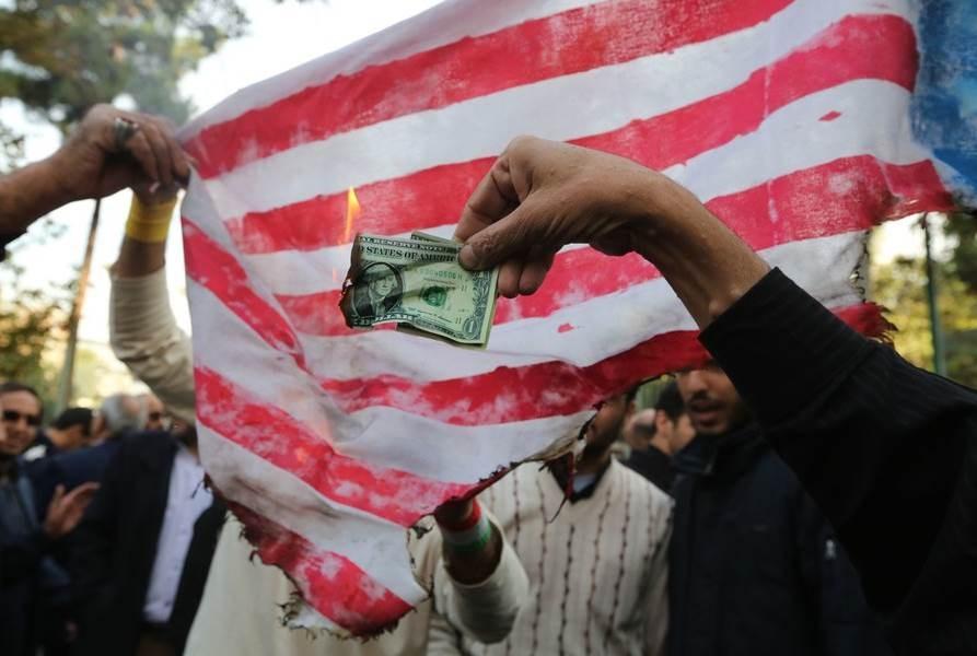 جعلت أميركا الكثير من الدول التي ترفض اتباع سياستها تعيش تحت وطأة الحصار الاقتصادي