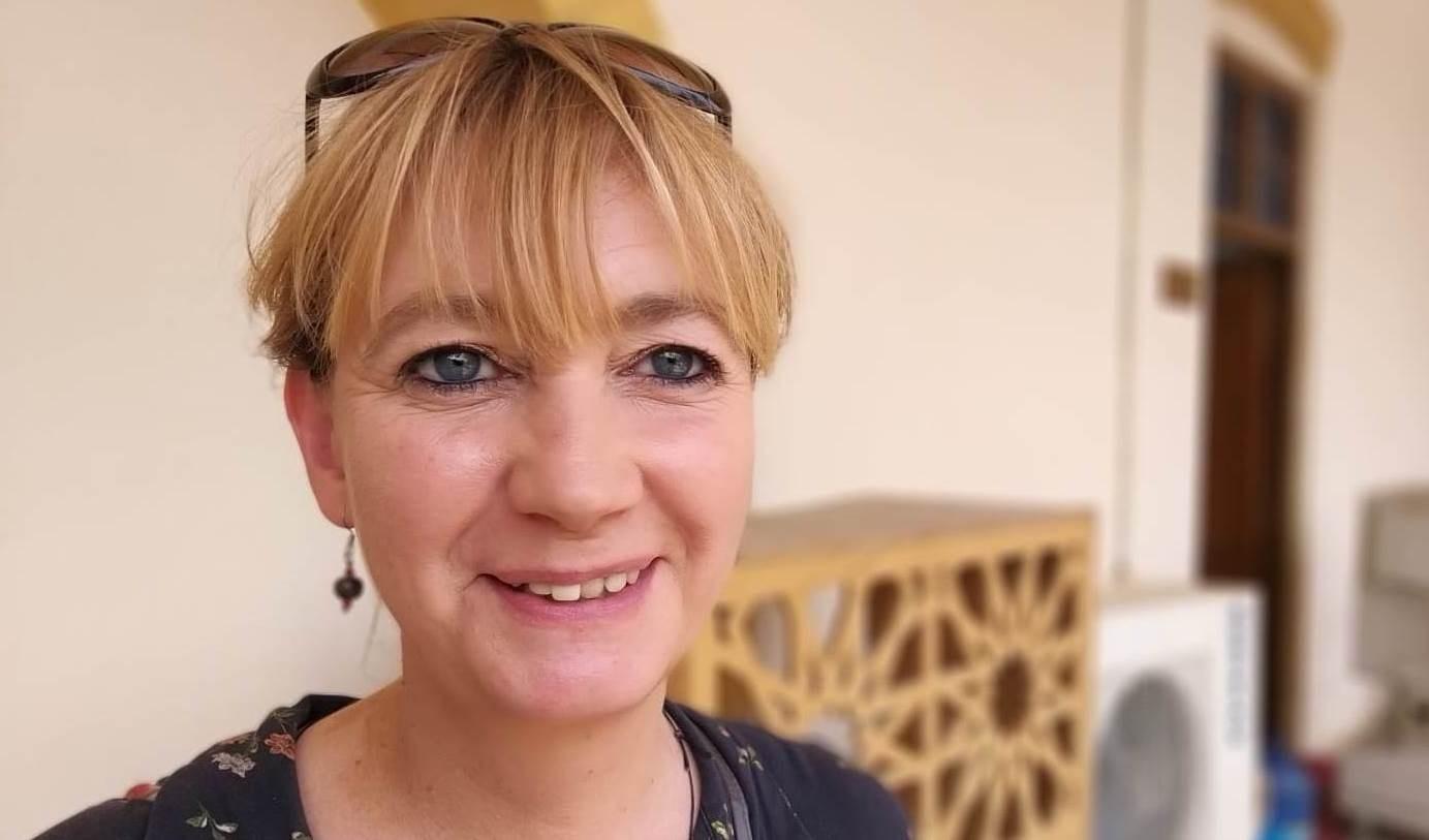 الأمن العراقي يحرر هيلا مويس