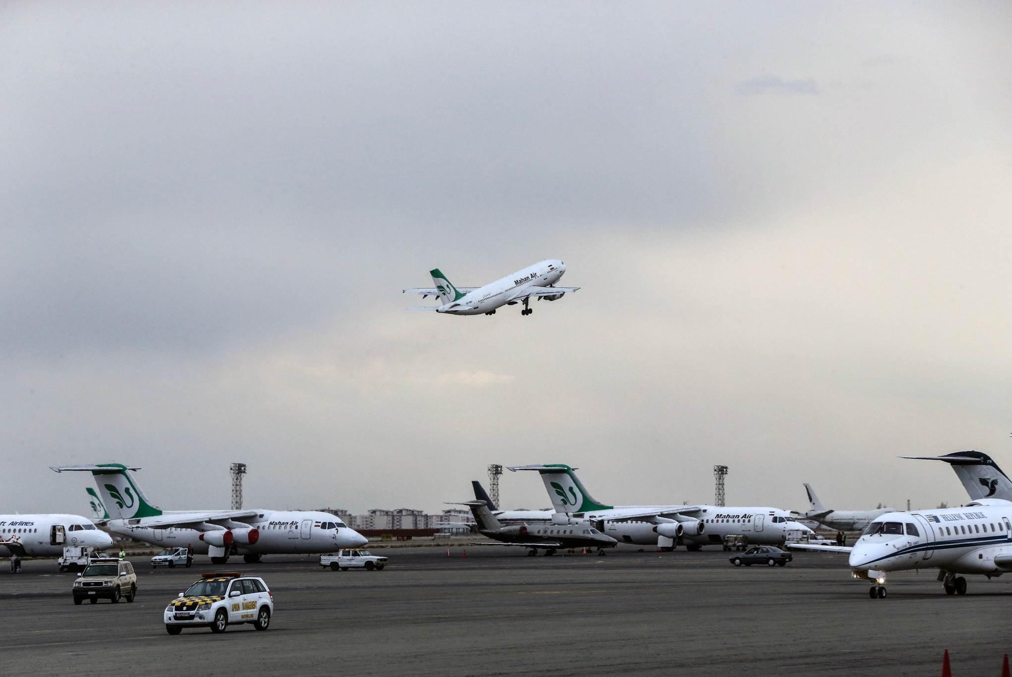 حماس والجهاد الإسلامي تدينان  الاعتداء الأميركي على الطائرة الإيرانية