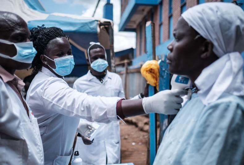 عدد الإصابات بفيروس كورونا في القارة الافريقية بلغ 750 ألف حالة إلى الآن
