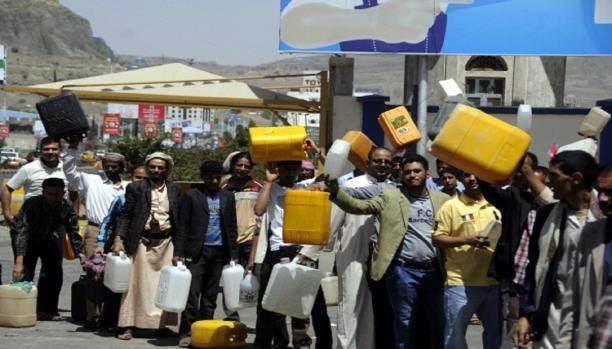 النهاري: شركة النفط اليمنية وفرت لنا 50% من الكمية المطلوبة شهرياً