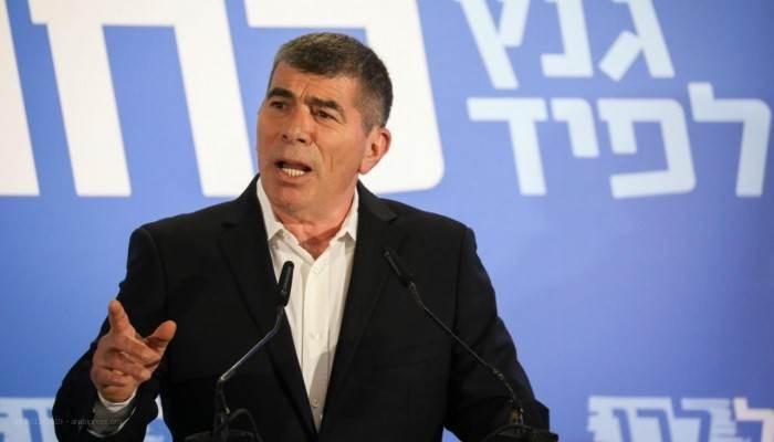 وزير الخارجية الإسرائيلي غابي أشكنازي