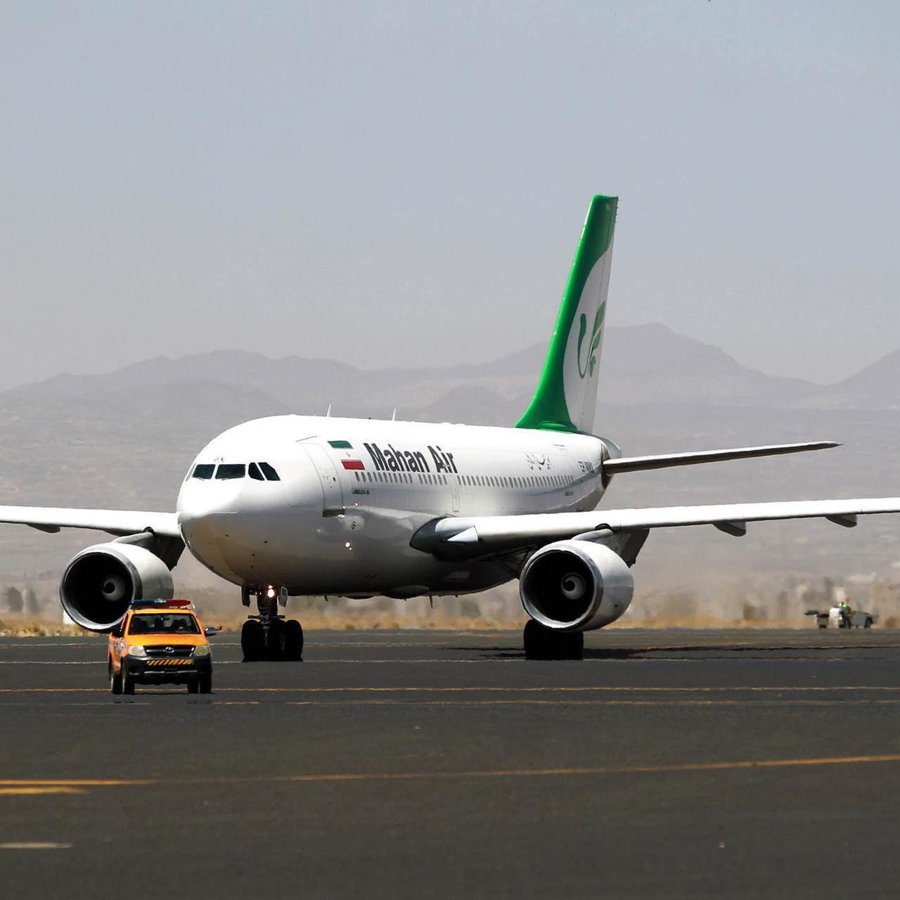 تسبب الاستهداف الأميركي للطائرة المدنية الإيرانية بهلع لدى المسافرين في الطائرة