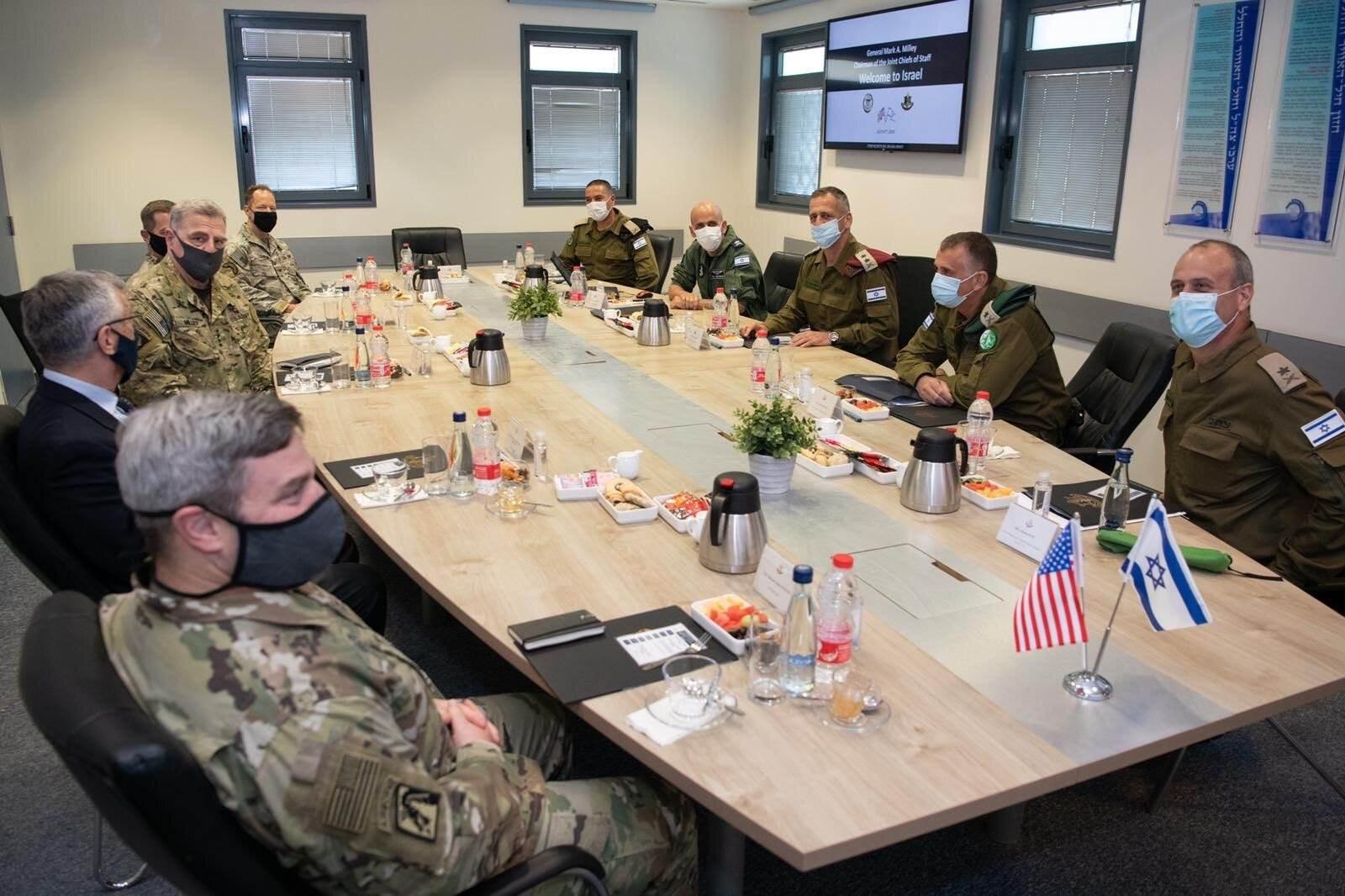 اللافت في الزيارة الأخيرة للمسؤول العسكري الأميركي لـ