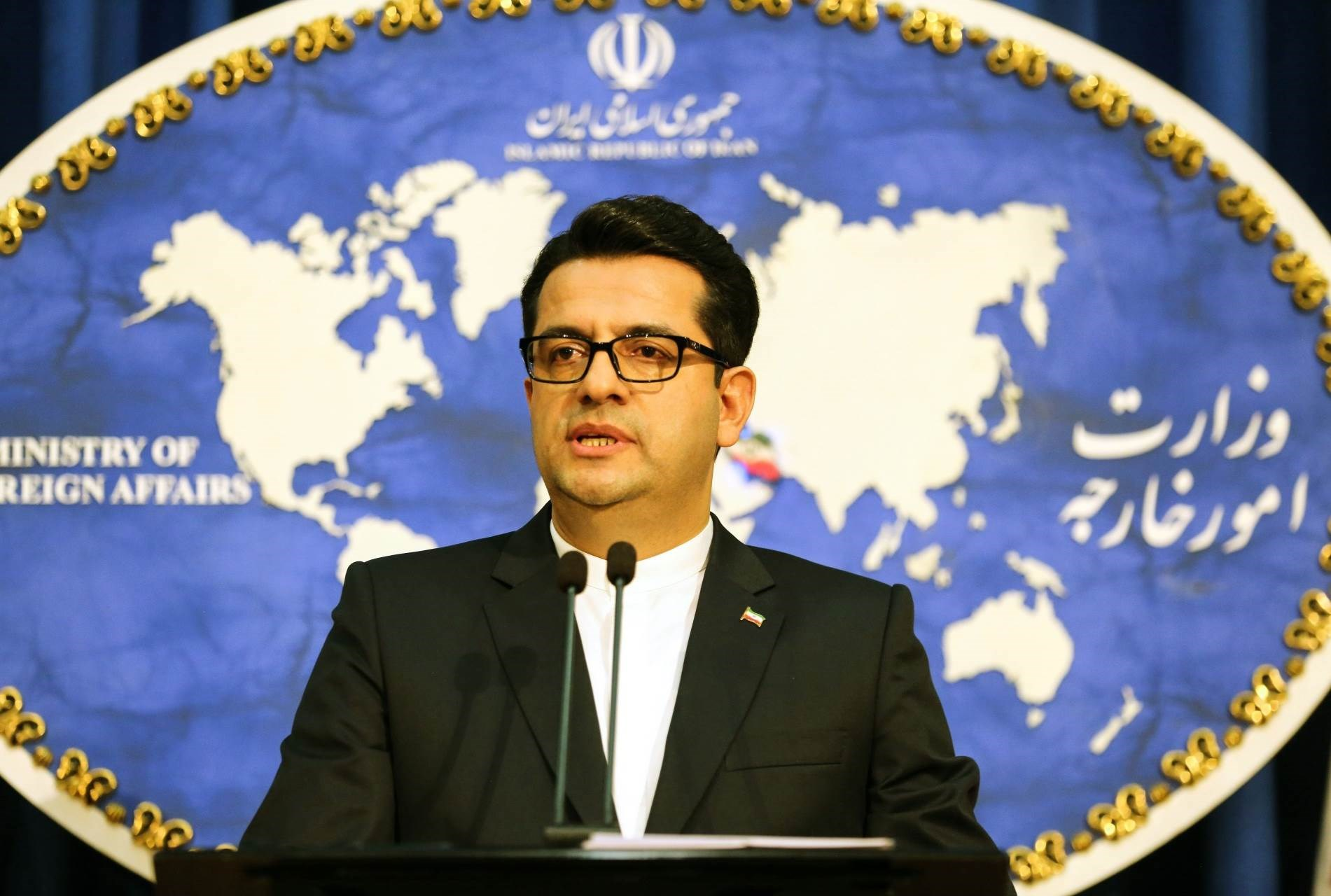 الخارجية الإيرانية: سنرد على اعتراض الطائرة الإيرانية.. لجعل الأميركيين يندمون
